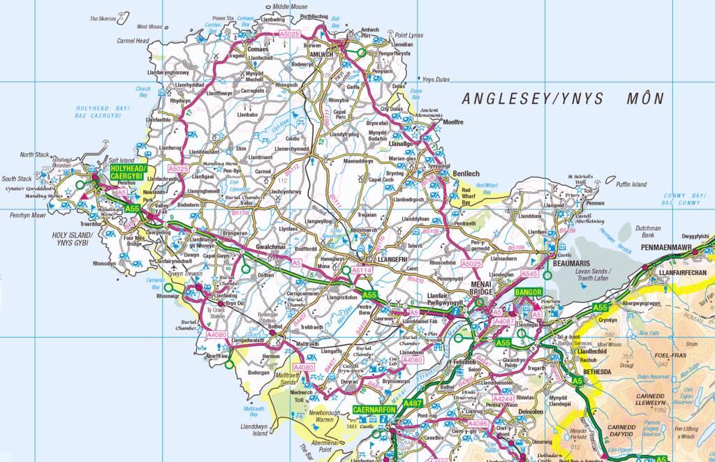Anglesey Circumnavigation 2016