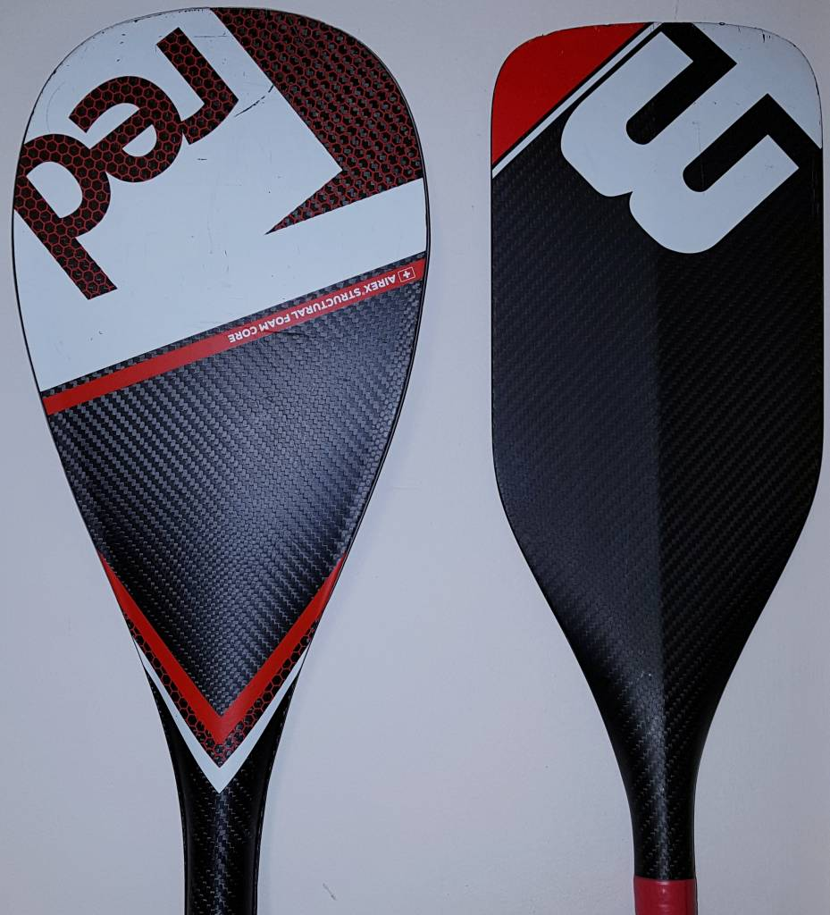Does my paddle blade size make me faster?