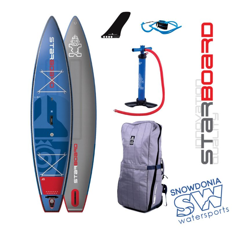 Starboard Starboard Touring Delux Package