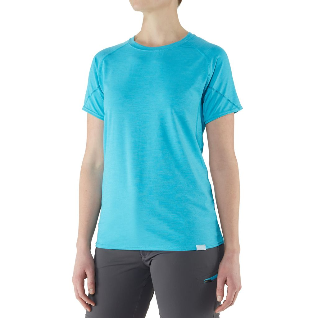 NRS NRS Womans H2Core Silkweight Short-Sleeved Shirt
