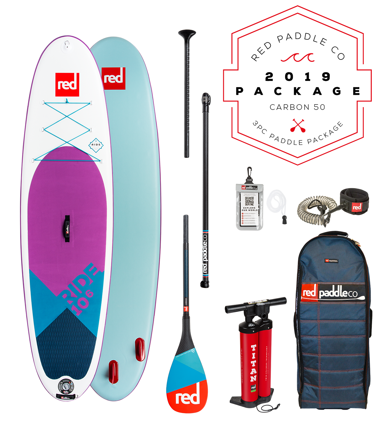 Red Paddle Co Red Paddle co 10'6 SE