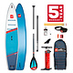 Red Paddle Co 2021 Red Paddle co - SPORT Carbon Nylon Package