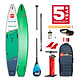 Red Paddle Co 2021 Red Paddle Co - VOYAGER Carbon 100 package