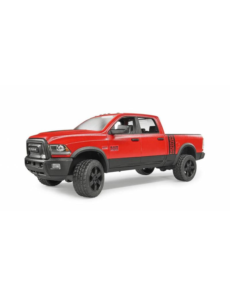 Bruder Bruder 2500 - Dodge RAM 2500 Power Wagon