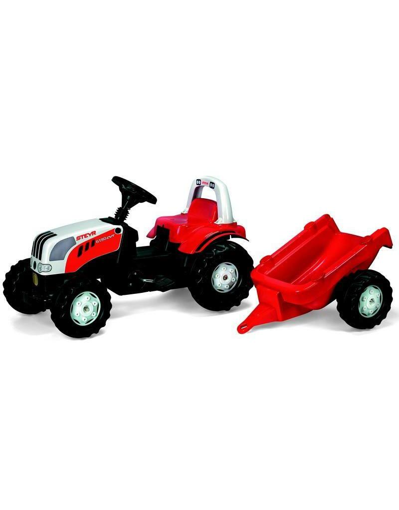 Rolly Toys Rolly Toys 012510 - RollyKid Steyr met aanhanger
