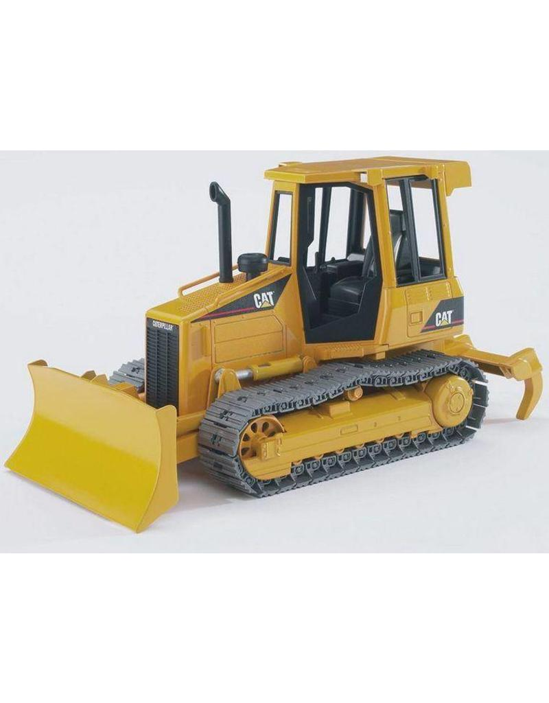 Bruder Bruder 2443 - CAT shovel met rupsbanden