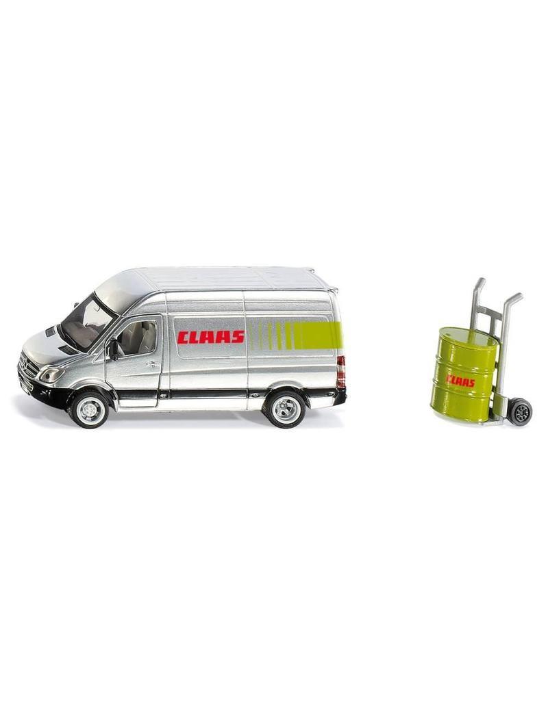 Siku Siku 1995 - Claas Servicewagen 1:50