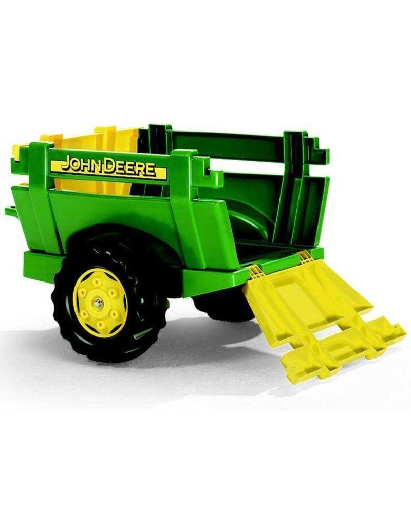 Rolly Toys Rolly Toys 122103 - Farm Trailer John Deere