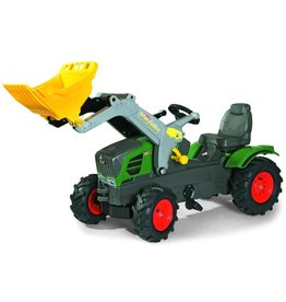 Rolly Toys Rolly Toys 611089 - Fendt Vario 211 met Rolly Trac lader en luchtbanden