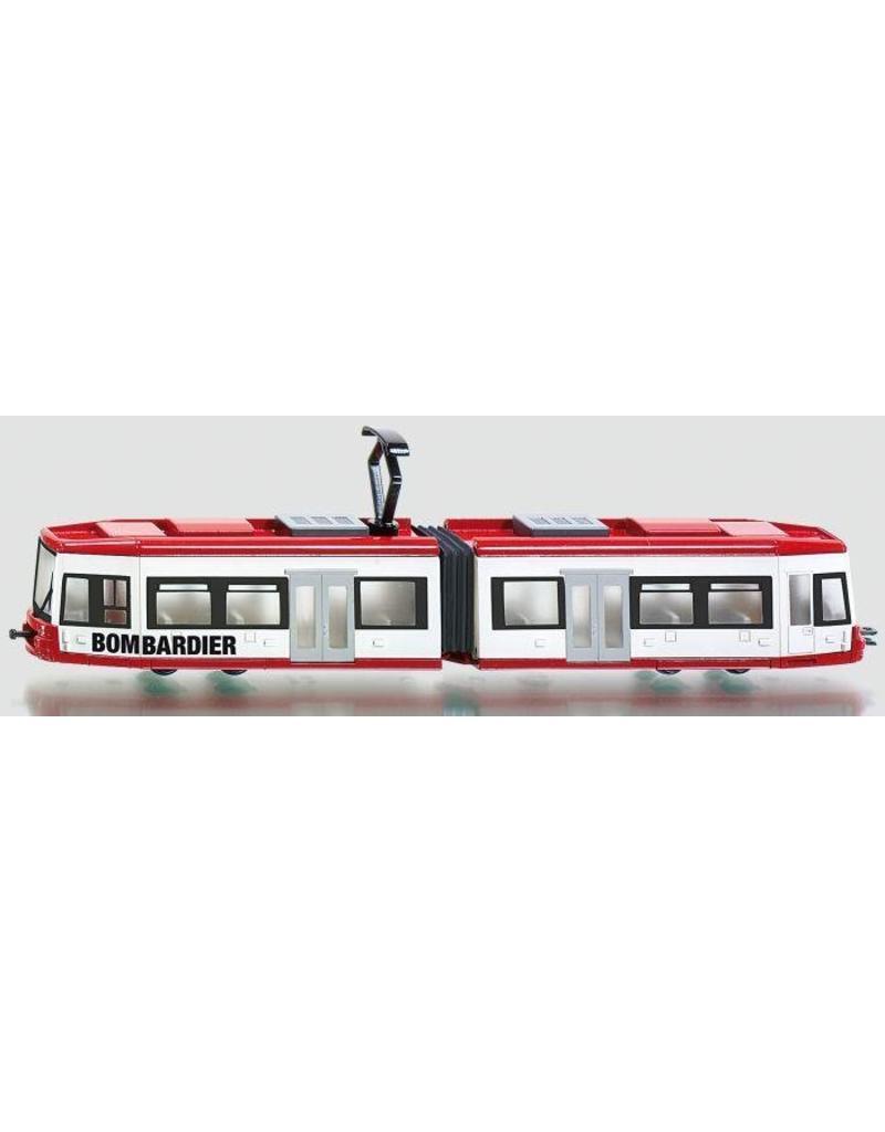 Siku Siku 1895 - Tram Bombardier 1:87