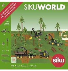 Siku Siku 5605 - SIKUWorld - Bosbouw set 1:50