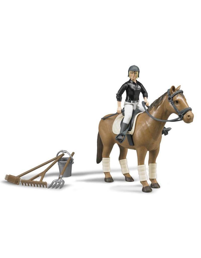 Bruder Bruder 62505 - Figurenset paardrijden