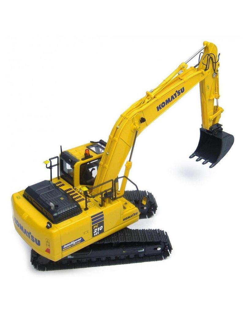 Universal Hobbies Universal Hobbies 8104 - Komatsu PC210LCi-10 Excavator 1:50