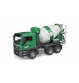 Bruder Bruder 3710 - MAN TGS Cementwagen / Betonmixer
