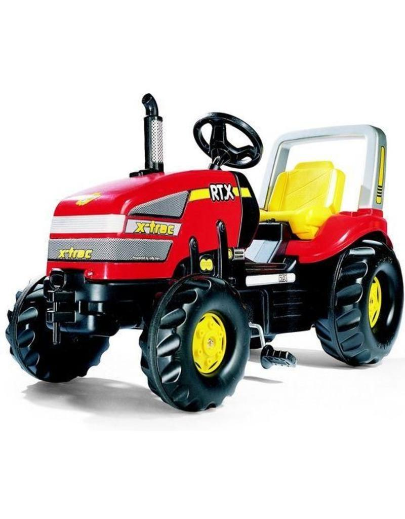 Rolly Toys Rolly Toys 035557 - X-Trac rood