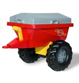 Rolly Toys Rolly Toys 125128 - Strooiwagen Rood