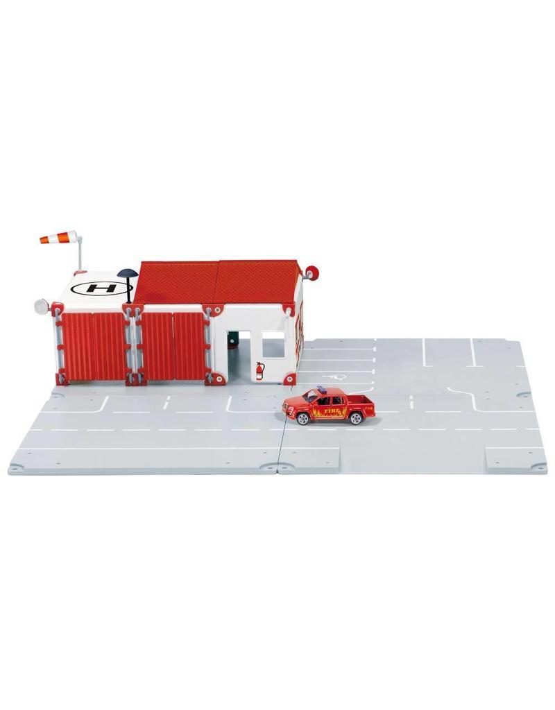 Siku Siku 5502 - SIKUWorld - Brandweer startset 1:50