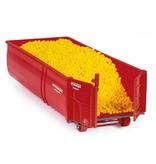 Siku Siku 6786 - Krampe 3-assige kieper met afzetcontainer 1:32