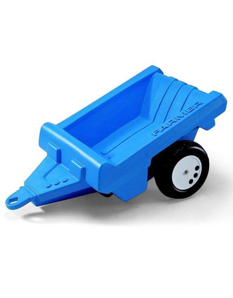 Rolly Toys Rolly Toys 122530 - Aanhanger Farmer blauw