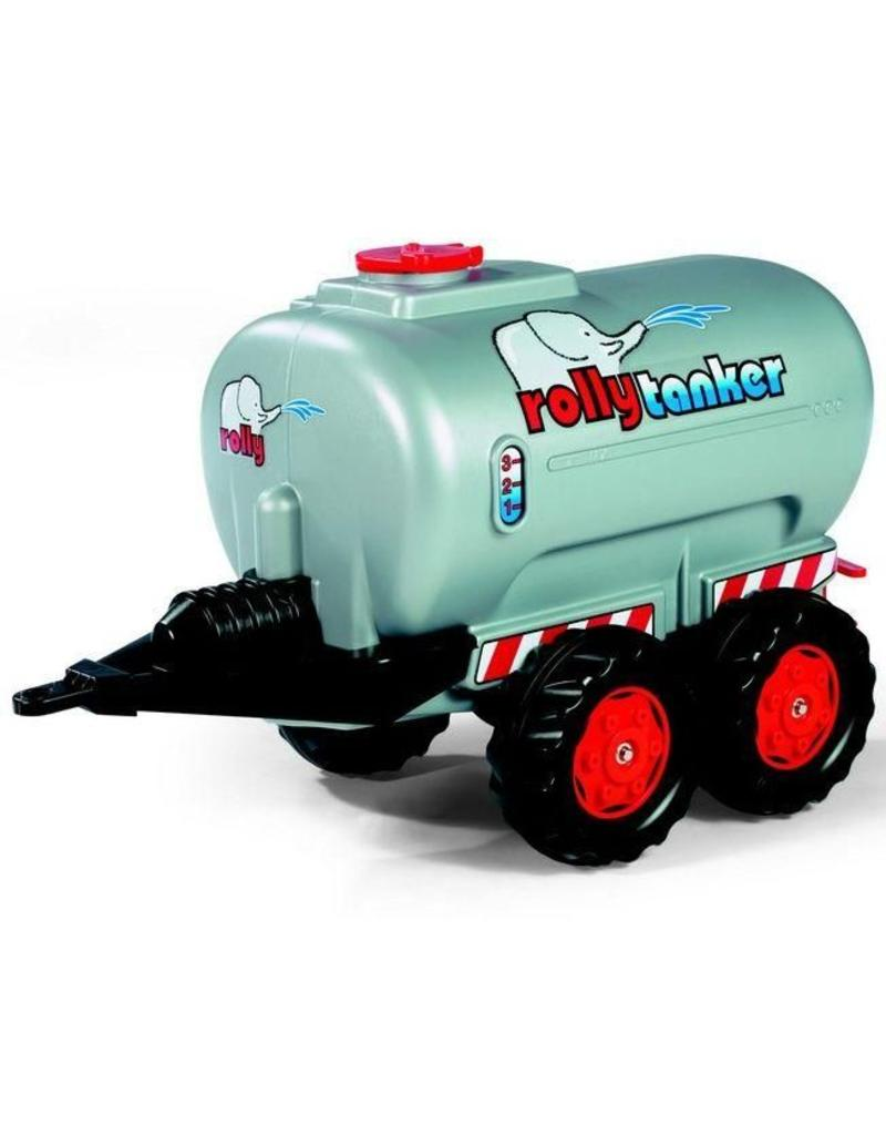 Rolly Toys Rolly Toys 122127 - Tanker, tandemasser zilver