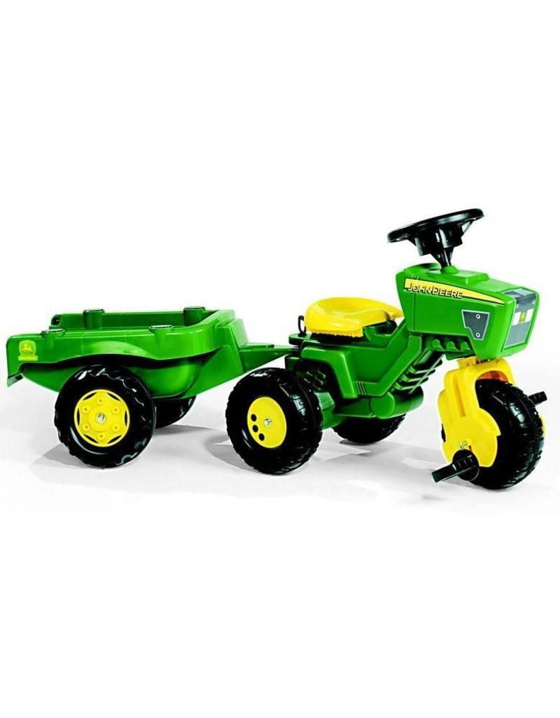 Rolly Toys Rolly Toys 052769 - Rollytoys rollyTrac John Deere met aanhanger