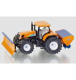 Siku Siku 2940 - New Holland tractor met schuif en stooier 1:50