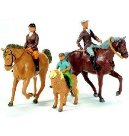 Britains Britains 40956 - Paarden en ruiters 1:32