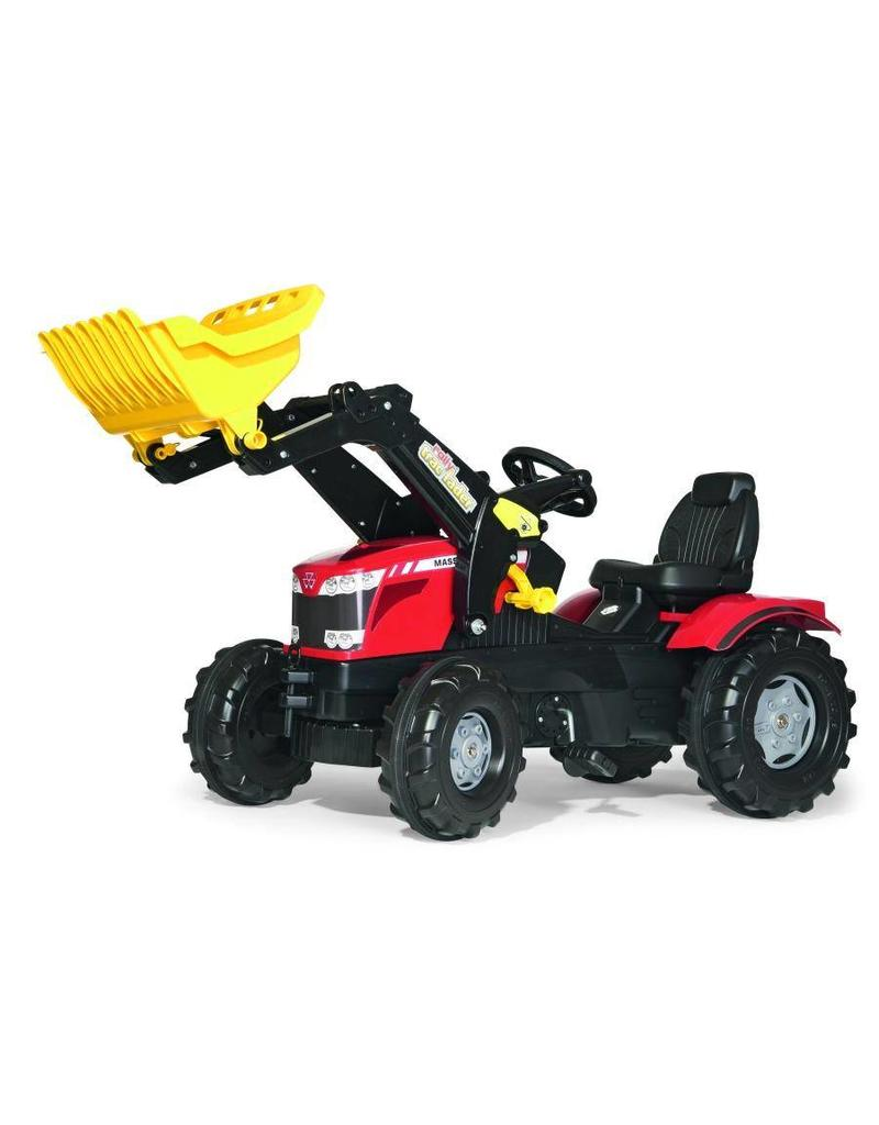 Rolly Toys Rolly Toys 611133 - Massey Ferguson 8650 met Rolly Trac lader