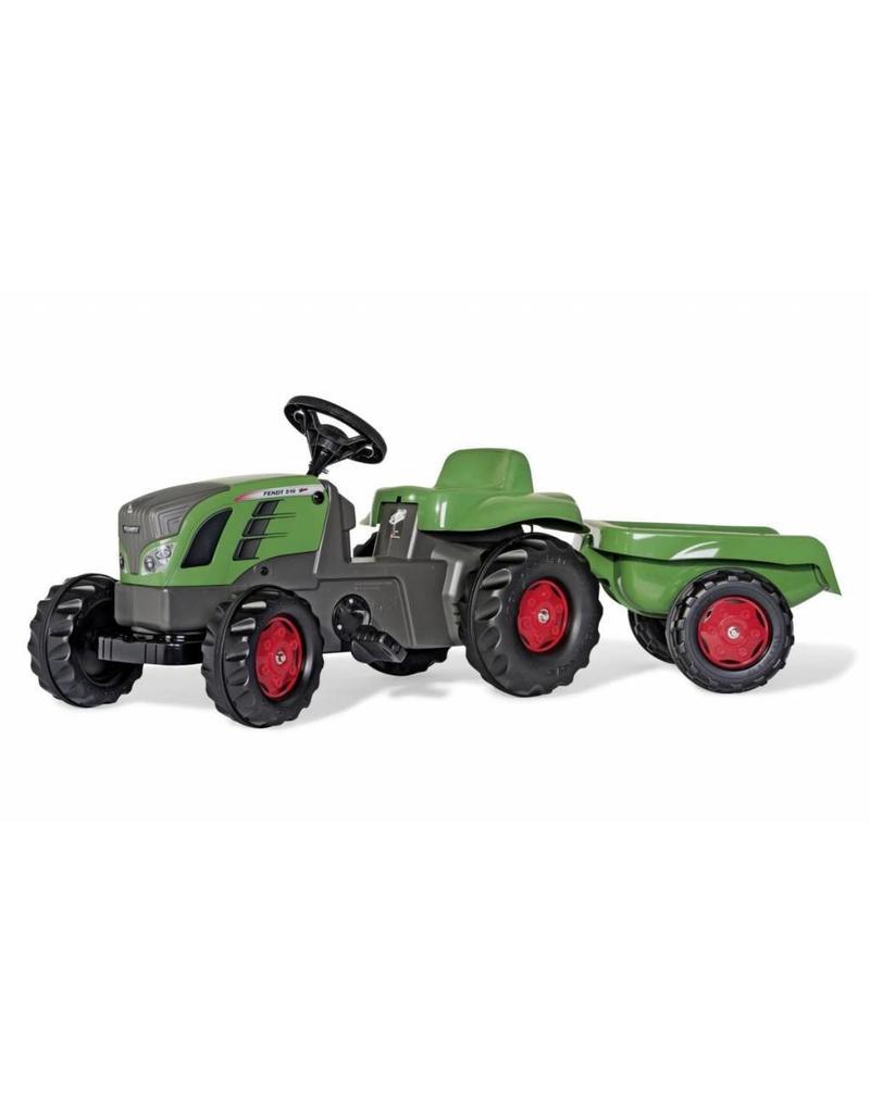 Rolly Toys Rolly Toys 013166 - RollyKid Fendt 516 Vario met aanhanger