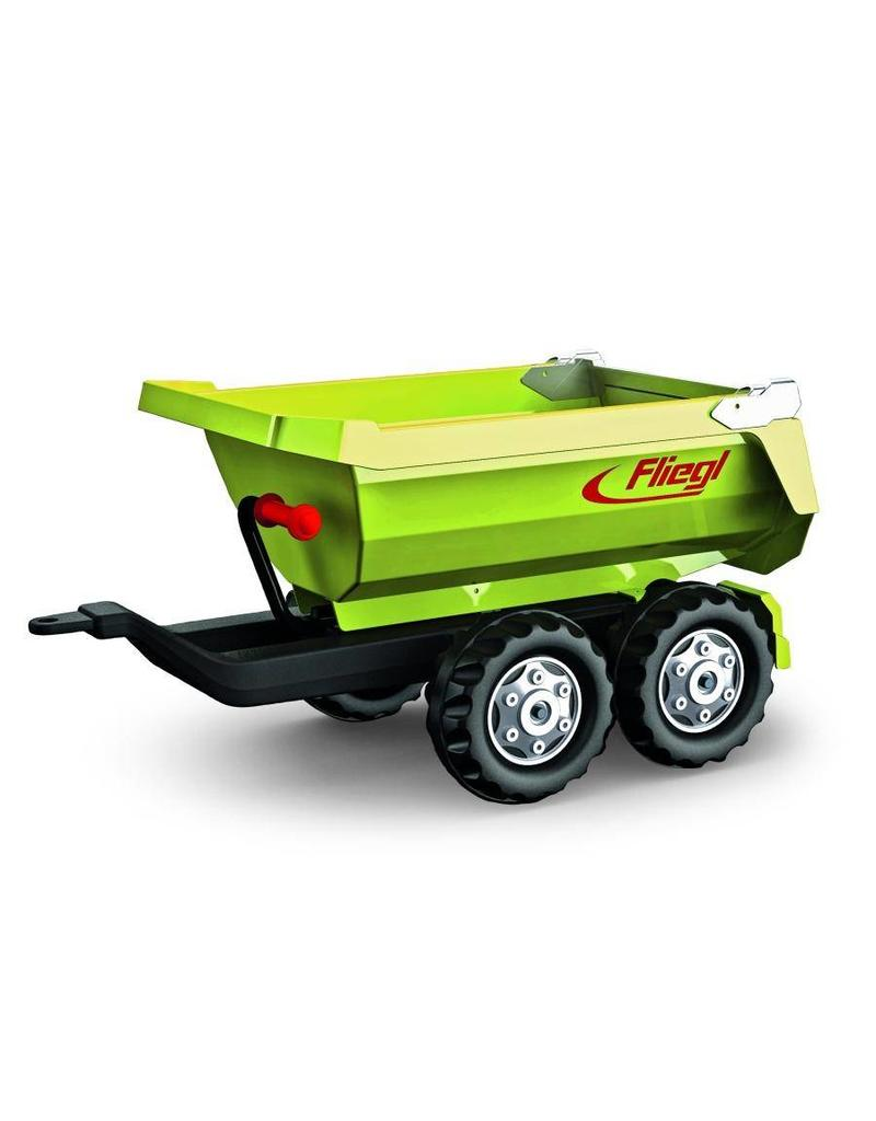 Rolly Toys Rolly Toys 125067 - Halfpipe Trailer Fliegl