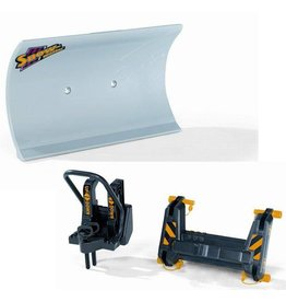 Rolly Toys Rolly Toys Sneeuwschuifmet 2 adapters (voor Rolly Traclader en frontaanbouw)
