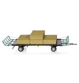 Wiking Wiking 77831 - Oehler 2-assige hooibalen transporter 1:32