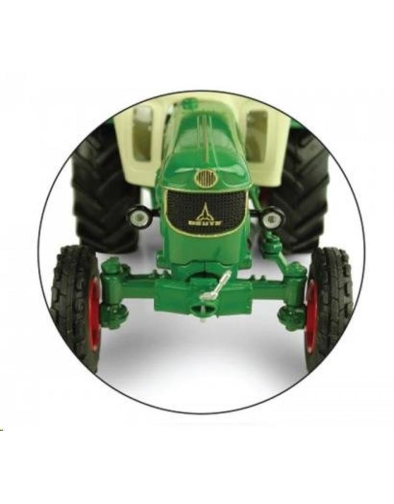 Universal Hobbies Universal Hobbies 5252 - Deutz D6005 - 2WD - met Fritzmeier Cabine 1:32