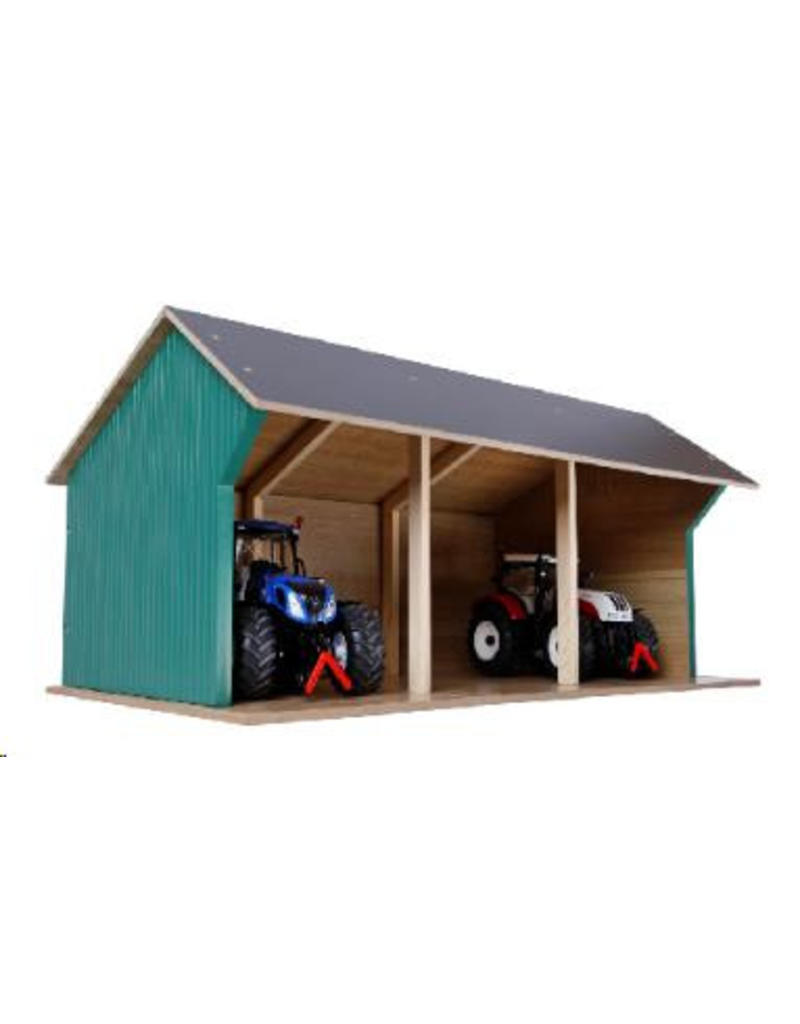 Kids Globe Kids Globe 610192 - Tractor loods / kapschuur 1:32