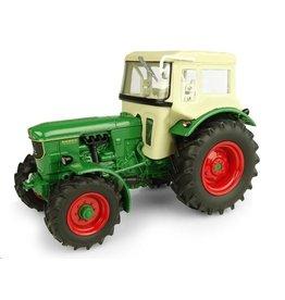 Universal Hobbies Universal Hobbies 5253 - Deutz D6005 A - 4WD - met Fritzmeier Cabine 1:32