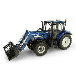 Universal Hobbies Universal Hobbies 5320 - New Holland T6.175 Blue Power + 770 TL voorlader 1:32