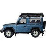 Britains Britains 43217 - Land Rover Defender met Roof Rack en Lier 1:32