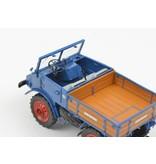 Schuco Schuco 9003 - Unimog U401 Blauw - 1:32
