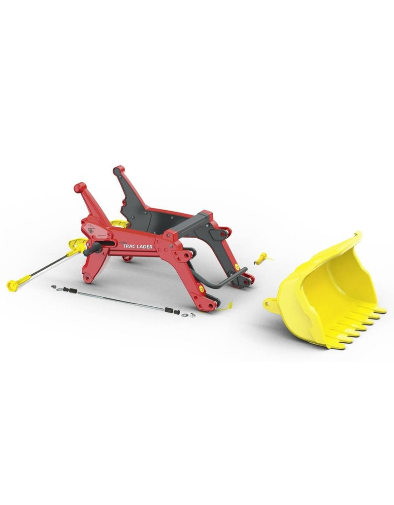 Rolly Toys Rolly Toys 409945 - Rolly Trac lader Premium (rood)