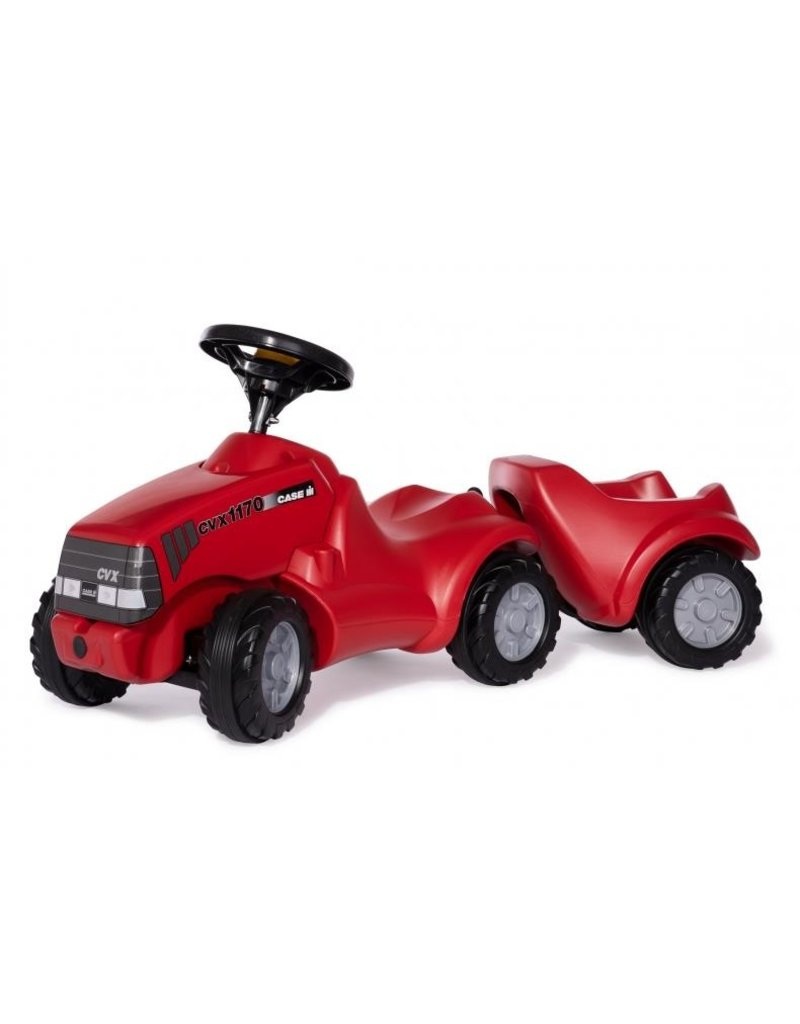 Rolly Toys Rolly Toys 122080 - Aanhanger voor Case Minitrac