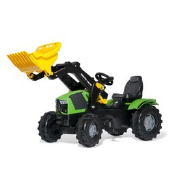 Rolly Toys Rolly Toys 611201- Deutz-Fahr met Rolly Trac lader