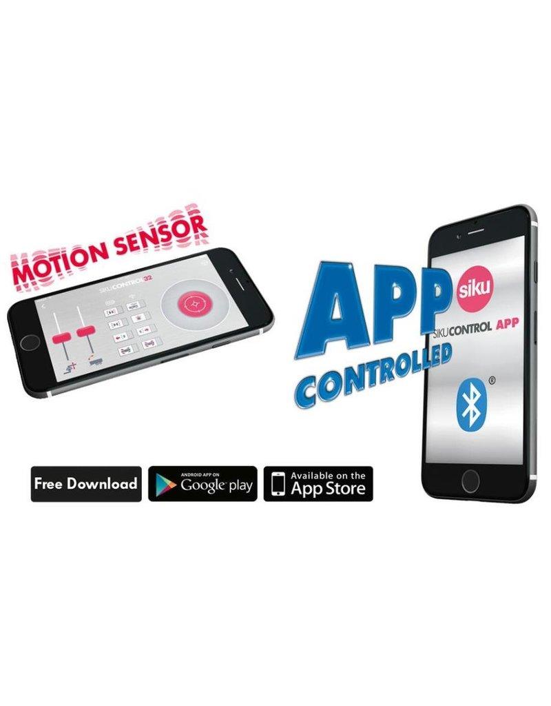 Siku Siku 6793 - Siku Control Bluetooth Fendt 933 Vario  met frontlader (excl. afstandbediening) 1:32