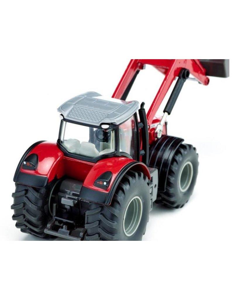 Siku Siku 1996 - Massey Ferguson tractor met transportband 1:50