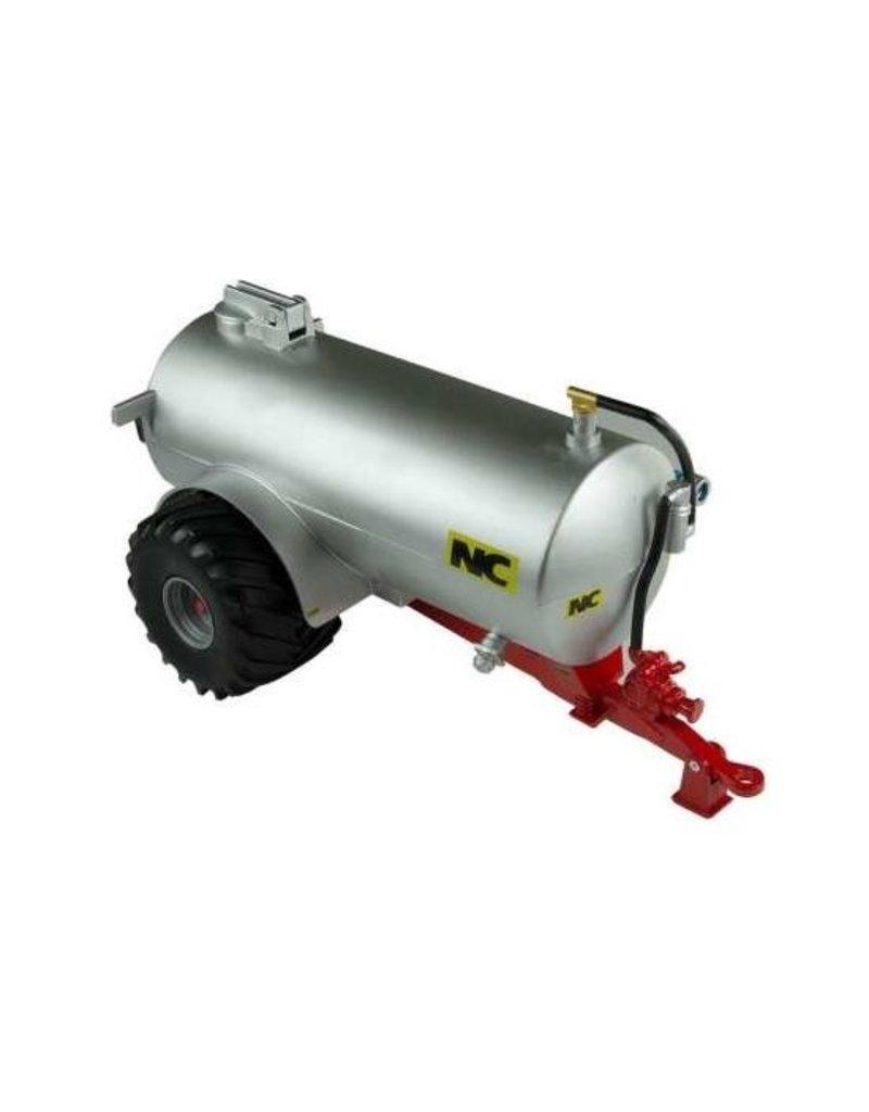 Britains Britians 43238 - NC 2500 Liter Mest Tank  1:32 (Zilver)