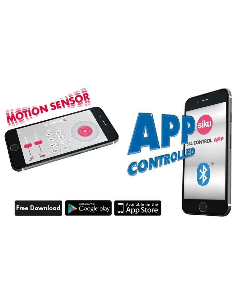 Siku Siku 6791 - Siku Control Bluetooth Claas Xerion 5000 TRAC VC (excl. afstandbediening) 1:32
