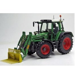 Weise Toys Weise Toys 1064 - Fendt Favorit 510 C met Voorlader 1:32