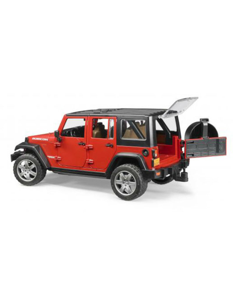 Bruder Bruder 2525 - Jeep Wrangler Unlimited Rubicon