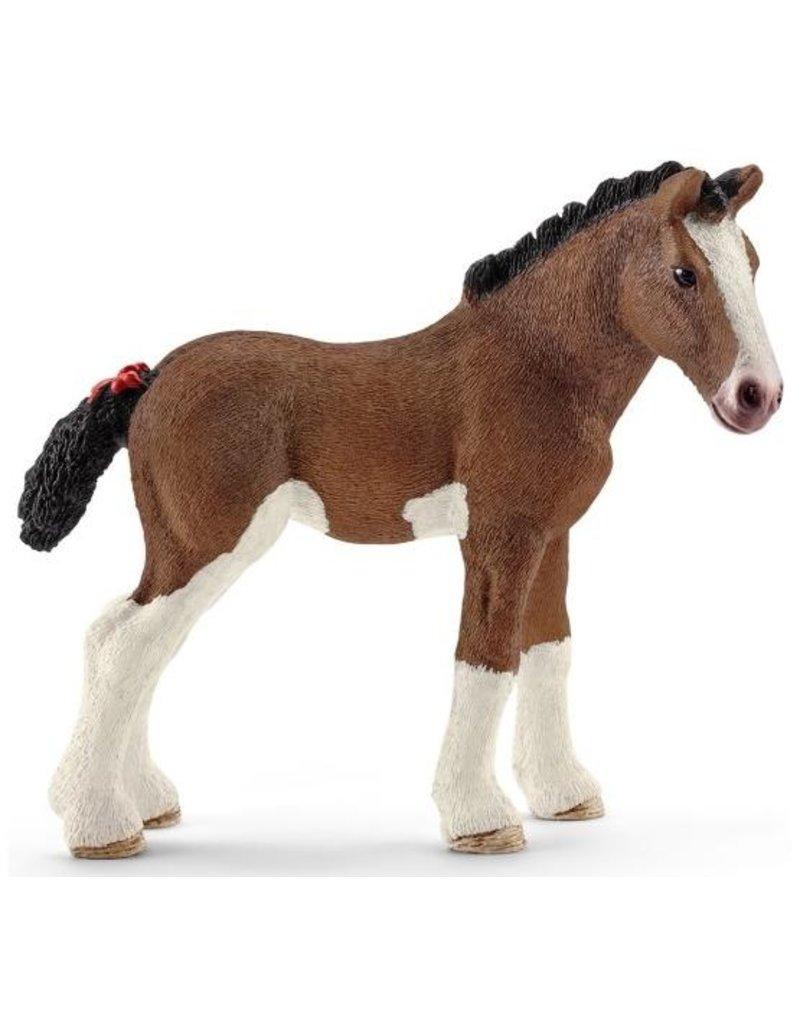 Schleich Schleich Horses 13810 - Clydesdale veulen