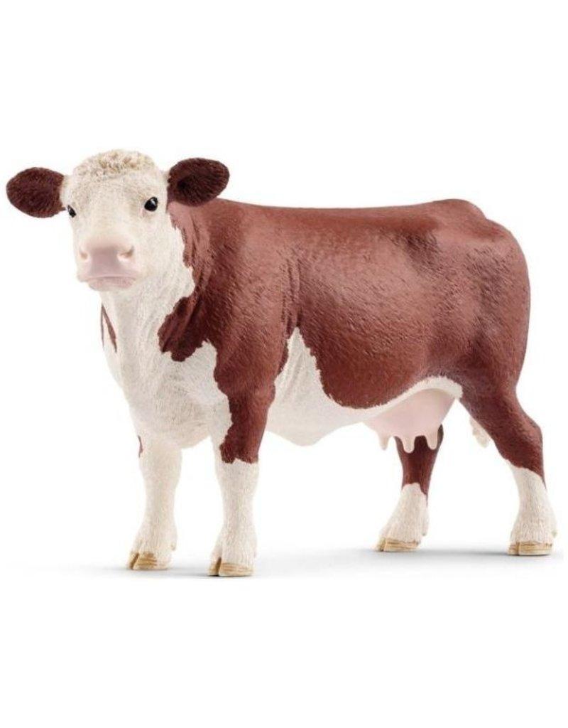 Schleich Schleich Farm 13867 - Hereford koe