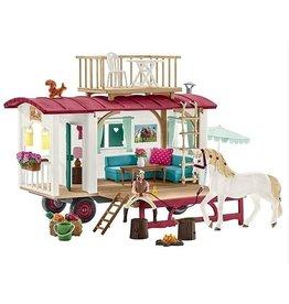 Schleich Schleich Horses 42415 - Caravan